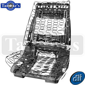 69 72 Gm A B X Body Front Bucket Seat Frame Spring Assembly Each L R