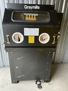 Parts Washer Cabinet Buyer Has Option Of Paying Shipping Cost