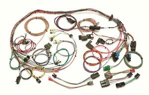 Painless Wiring Wiring Harness Fuel Injection Gm Cfi tbi Engine Swap Universal
