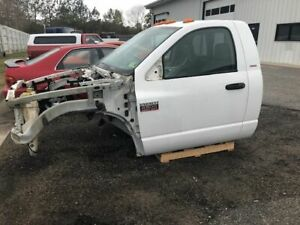 Truck Cab 2008 Dodge Ram 4500 Slt Complete With Power Doors And Clear Va Title