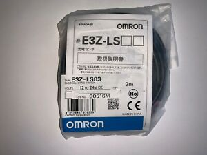 Brand New Omron 2m Photoelectric Switch e3z ls83