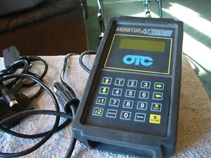 Otc Monitor 4000e Diagnostic System Scan Tool