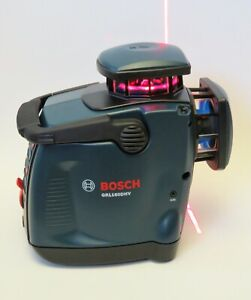 Bosch Grl 160dhv Dual axis Horizontal Vertical Rotary Laser Full Self Leveling