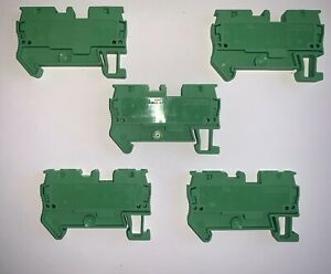 Brand New Phoenix Contact Fuse Terminal Block lot Of 5 st 4 fsi c