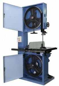 Oliver 24 Bandsaw 5hp Or 7 5hp 1ph Or 3ph W Accufence System