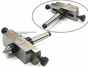 Lathe s Tailstock Attachment For Metal turning In Taper morse Taper 2mt
