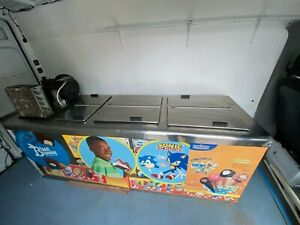Cold Plate Freezer For Ice Cream Truck