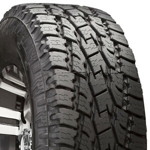 4 New Toyo Open Country A T Ii 265 70r16 111t Owl At All Terrain Tires