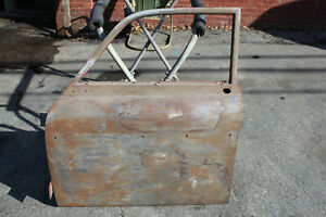 Volvo 122 Amazon Front Driver S Door Fits All 4 Dr Sedans Wagons Very Nice