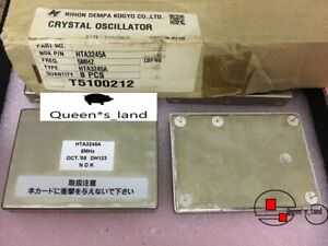 1 New Ndk Hta3245a 5mhz 70mm 51mm 10mm Cot 05 Dh122 Ocxo Crystal Oscillator