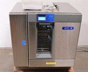 Labconco 2 rack Vantage Laboratory Glassware Washer Flaskscrubber 4540031 230v