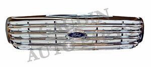Ford Oem 98 11 Crown Victoria Front Panel grille Grill 6w7z8200ba