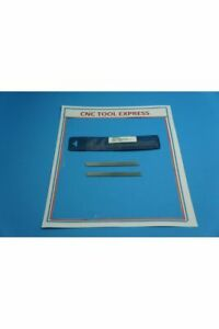 Parting Tool Blade Set For Small Lathe 2 3 32 X 1 2 X 4