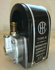 International Type R Magneto Serial No 295417 Hit And Miss Gas Engine Ihc Mag