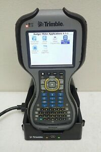 Trimble Ranger Tsc3bw Data Collector With Tsc3 Docking Station Model 84419 01