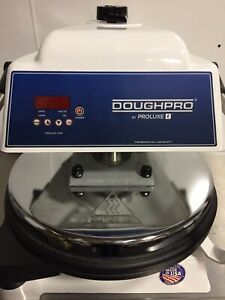 2018 Heated Dough Press Doughpro Dp1100 Dp1100ta Pizza Tortilla Machine Look