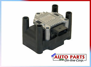 Ignition Coil Volkswagen Beetle Golf Jetta Fit 1998 2002 Ignition Control Module
