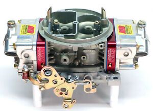 Aed 850ho Rd Holley Double Pumper Test Carb Street Race Billet Blocks 850 Ho