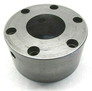 A2 6 Cnc Lathe Spindle Chuck Adapter Plate