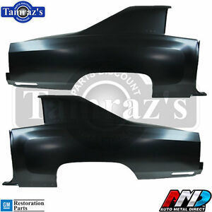 70 72 Monte Carlo Full O E Style Rear Quarter Panel New Amd Tooling Pair