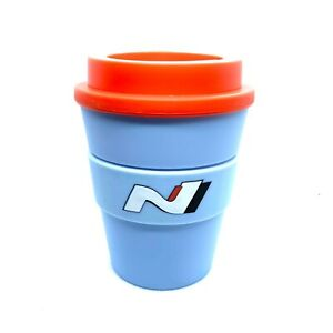 Hyundai N Series Coffee Cup Genuine Parts Veloster i30 Official Merchandise OEM $19.99