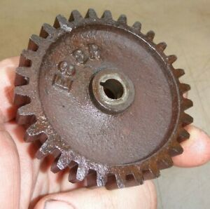 Magneto Gear For A 3hp John Deere E Part No E88r Hit And Miss Old Gas Engine