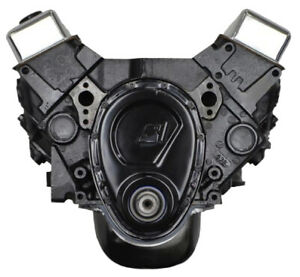 Engine Long Block For 1986 Chevy Gmc 5 7l 350 V8 Ohv Cast 548