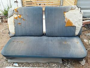 Mopar A Body Front Split Bench Seat 1967 1976