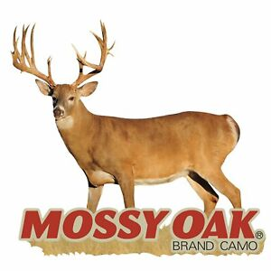 Mossy Oak Graphics 13011 Deer Broadside Whitetail Buck With Sticker Points Decal