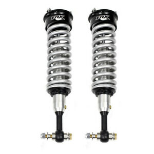 Fox 2 0 Performance Coilovers Front Pair For 07 18 Chevrolet Silverado 1500
