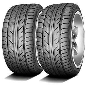 2 New Achilles Atr Sport 2 255 35zr18 94w Xl High Performance Tires