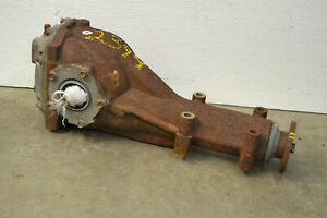 Subaru Impreza Wrx Rear Differential For 5 Speed Manual Trans Oem 2008 2014
