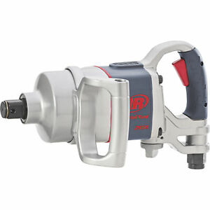 Ingersoll Rand Air Impact Wrench 1in Drive 2100 Ftlbs Torque D handle 2850max