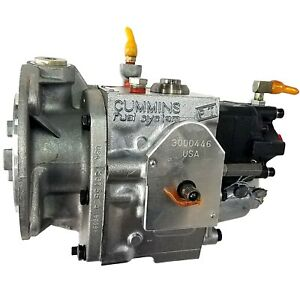 Cummins Afc Right Hand Dual Spring 4606 Diesel Fuel Injection Pump 3072110 4606