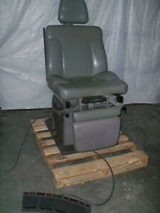Ritter 75 Evolution Procedural Chair Free Shipping Power Exam Table 119 014