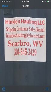 Shipping Containers For Sale 40 High Cube Delivery Available