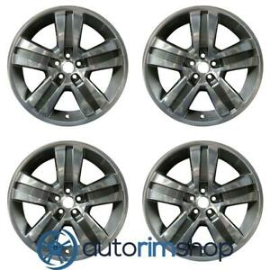 Dodge Jeep Nitro Liberty 2010 2012 20 Oem Wheels Rims Set