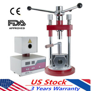 U Dental Flexible Denture Machine Ax yd Dentistry Injection System Lab Equipment