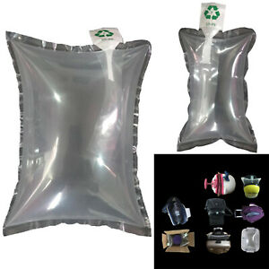 Travel Bags Bubble Wrap Inflatable Air Packaging Buffer Plastic Cushion 100pcs