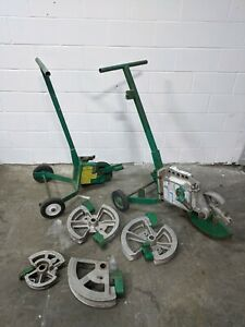 Greenlee 1818 1800 Pipe Bender W 5018665 5018659 5018639 5018632 Shoes Box