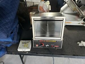 Commercial Star Hot Delicious Hot Dog Machine Silver