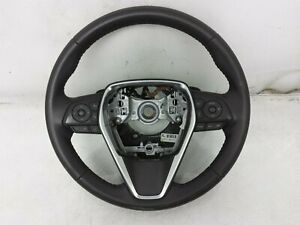 2018 2019 Toyota Camry Steering Wheel 45100 06q60 c0 W Paddle Shift