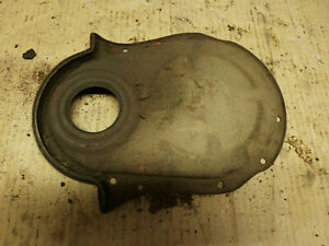 Chevy Big Block Bb Timing Cover 396 402 427 402 Used Factory Late 60 S Early 70