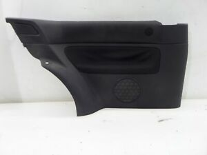 Vw Golf Gti 20th 20ae Left Rear 2dr Door Card Panel Mk4 00 05 Loose Recaro Cloth