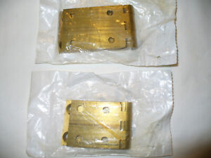 Tr2 3a To Ts60000 Upper And Lower Hinges For Left Door