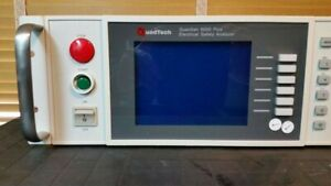 Hipot Quadtech 6000 Dielectric Testing Automated High Voltage Ground Bonding