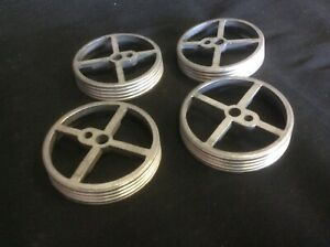4 American Racing Style Knock Off Spinner Base 3 Hole Size X 1 2 Tall