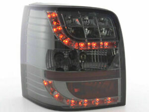 Vw Passat 3bg Station Wagon Estate All Smoked Led Tail Lights 9 2000 2005 Model