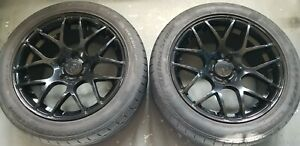 2005 2020 Ford Mustang 18 X9 Wheelset With Tires Like New