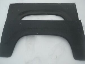 Extended Rear Wheel Arch Panel Area Fits 83 88 Ford Ranger Pair Rust Repair
